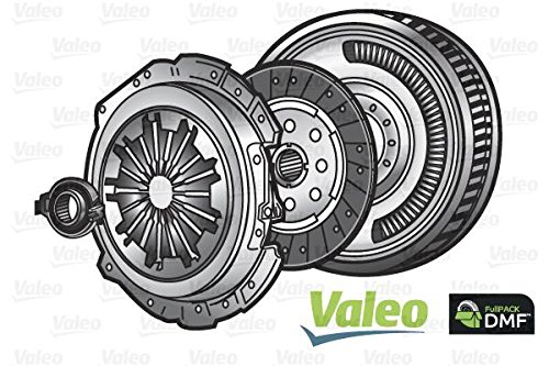 Amazon.com: VALEO Clutch Kit 3P Flywheel Fits AUDI A3 SEAT Ibiza SKODA VW Polo 38105266BC: Automotive