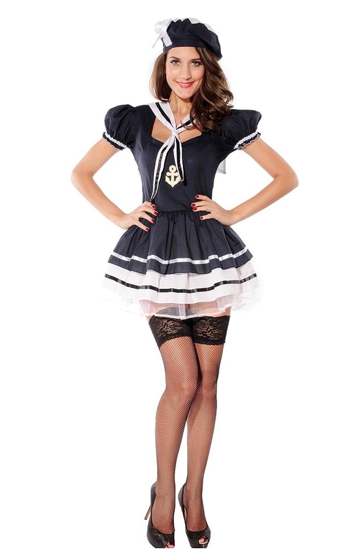 d46f8bd18cee2 Shangrui Weibliche Cosplay Kostüm Serie Navy Kurzarm Uniformen 60 ...