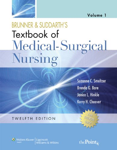Brunner and Suddarth's Textbook of Medical-Surgical Nursing Pdf