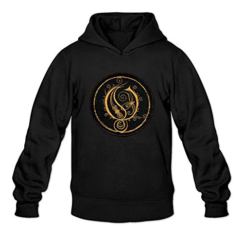 Annehoney Opeth poster 2016 fashion men's Hoodie Sweatshirt Black