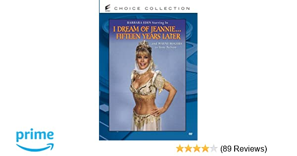 i dream of jeannie... fifteen years later i still dream of jeannie