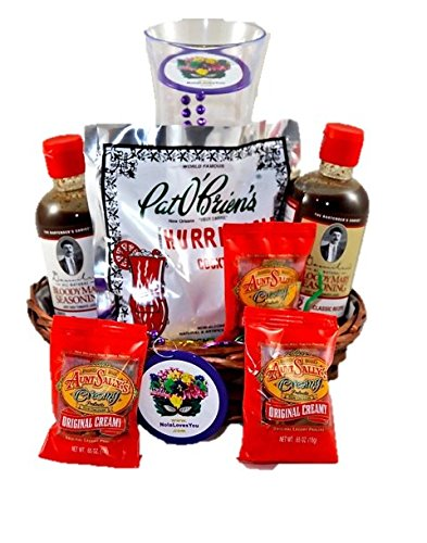 New Orleans Spirit Gourmet Gift Basket