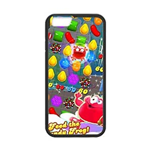 Plastic Durable Cases Mlquq Candy Crush For iPhone 6 Plus 5.5 Inch Cover Cell phone Case
