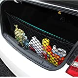 #7: Cargo Net Envelope Style Trunk Storage Organizer Net For Infiniti QX60 JX35 2014 2015 2016 2017 2018 New