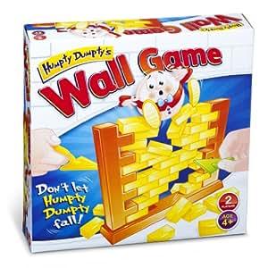 Paul Lamond Humpty Dumpty's - Juego de estrategia, diseño de pared de ladrillos
