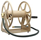 Liberty Garden Products 709 Steel Hose Reel Wall/Floor Mounted