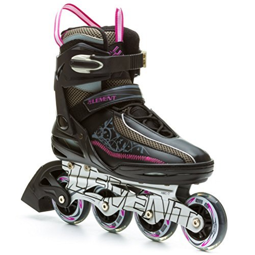 5th Element Lynx LX Womens Inline Skates 9.0