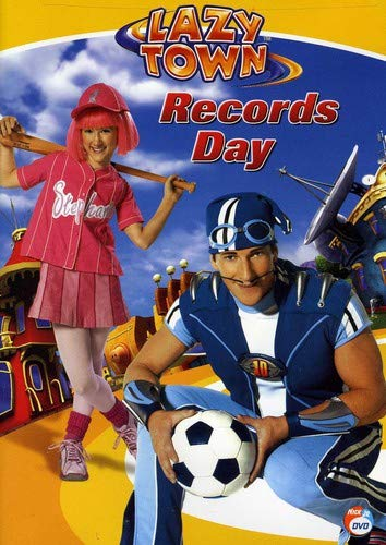 LazyTown - Records Day -
