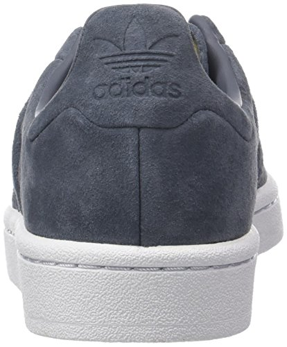 Gold Campus Bleu Basses Femme adidas Taille Onix Turn Unique Gris Stitch and Metallic Sneakers 7awR1d