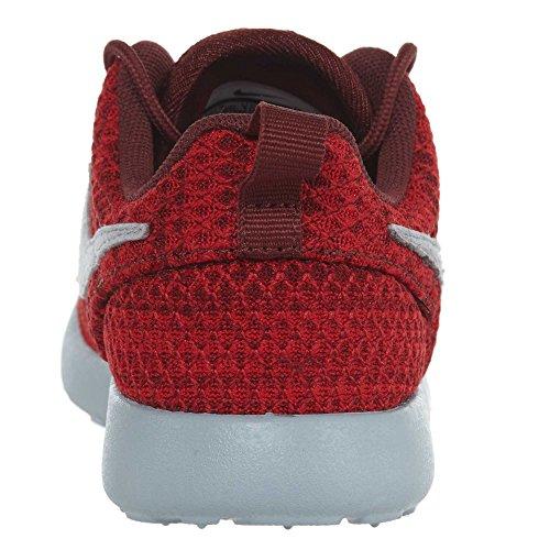 Nike Kids Roshe One Loopschoen Donker Team Rood / Wolf Grijs