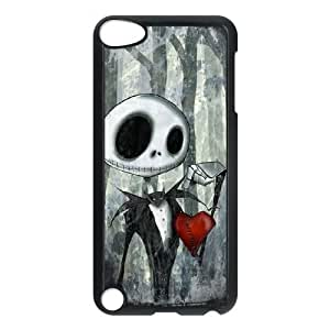 iPod 5 Black Cell Phone Case The Nightmare Before Christmas KVCZLW1882 Personalized Phone Case Sports