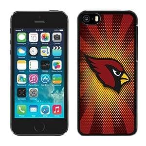 Custom Iphone 5c Case NFL Arizona Cardinals 25 Sports New Style