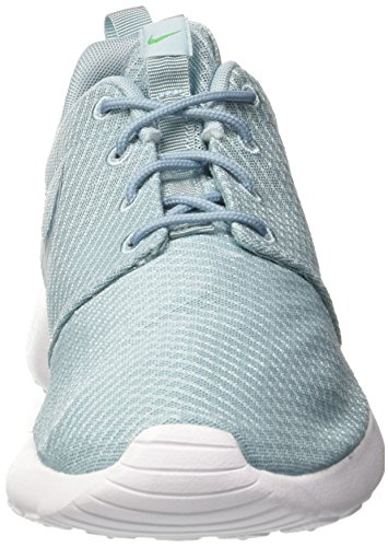 Zapatillas Running Nike Blue One Green Para White Azul metallic Smoky Stdm Hombre Roshe De qrqIwBEg