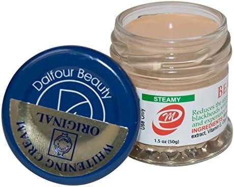 Authentic Dalfour Beauty Gold Seal Brightening Cream Steam Cream For Oily & Combination Skin