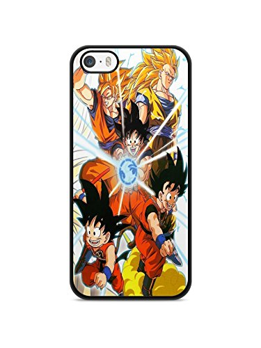 coque iphone 5 dragon ball super