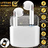 Best Earbuds With Mic Bluetooths - Wireless Earbuds,Bluetooth Earbuds Stereo, Wireless Earphones with Mic Review
