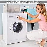 REDCAMP Waterproof Picnic Blanket Machine