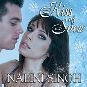 Kiss of Snow Audiobook