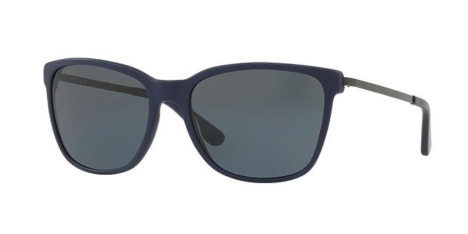DKNY 0Dy4151 Gafas de sol, Matte Navy, 57 para Mujer: Amazon ...