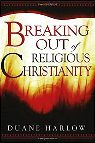Book Breaking Out of Religious Christianity
