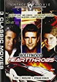 Hollywood Heartthrobs: Strike Force/Tim/Redline