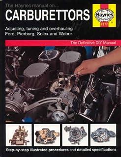 automotive carburettor manual haynes techbooks amazon co uk rh amazon co uk Haynes Manual Pictures Back Saab 99 Haynes Manuals