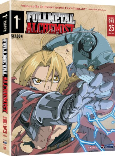 Fullmetal Alchemist: Season 1 (Viridian Collection) by Funimation