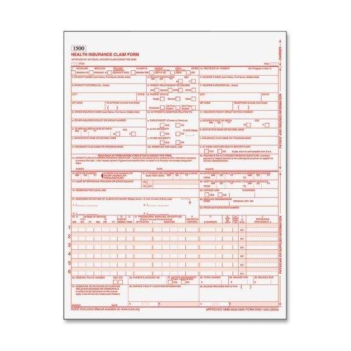 Cardinal Health Insurance Claim Form CMS1500L2