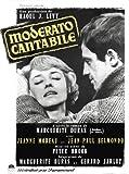 MODERATO CANTABILE 1960 Peter Brook, Jean Paul Belmondo, Jeanne Moreau, Marguerite Duras