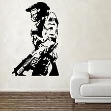 Halo Spartan Decal Wall Sticker 60cm X 93cm