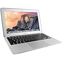 Apple MacBook Air 11.6 Inch Laptop MD845LL/A - Silver (Certified Refurbished)