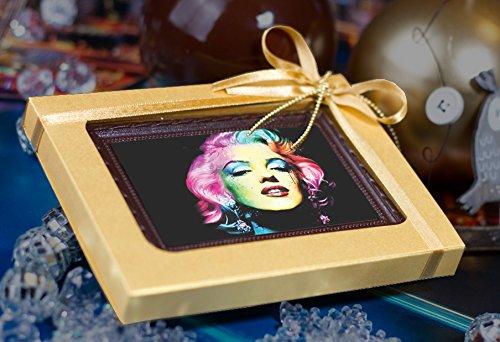 Monroe Chocolate - Marilyn Monroe Chocolate Gift Present