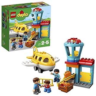 LEGO Duplo 10871 - Flughafen, Ideales Spielzeug für Kinder im Alter von 2 bis 5 Jahren 12