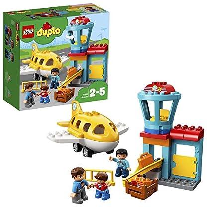 LEGO Duplo 10871 - Flughafen, Ideales Spielzeug für Kinder im Alter von 2 bis 5 Jahren 1