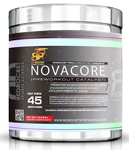 Novacore Fruit Punch 248g