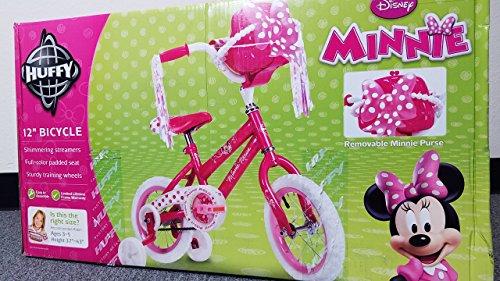 Disney 12″ Minnie Mouse Bike hot new design by Disney