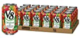 V8 Original 100% Vegetable Juice, 11.5 oz. Can (Pack of 24)