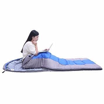 zhudj sacos de dormir, outdoor Camping, adulto sacos de dormir, luz algodón sacos