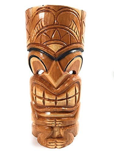 Lucky Tiki Mask 12