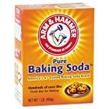 CDC3320084104 Baking Soda, 16 oz Box