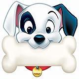 Eureka 101 Dalmatians Dog Bone Paper Cut Outs