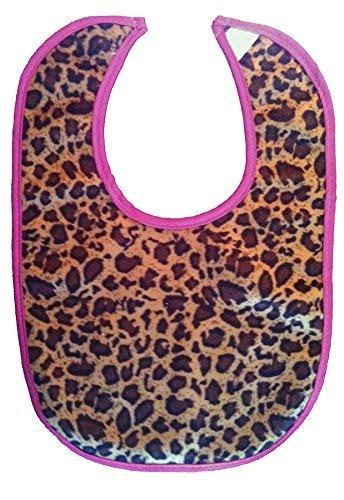 Carstens JL311 Baby Bib Leopard