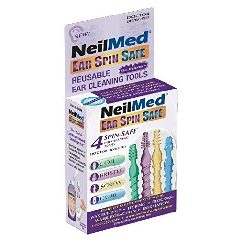 NeilMed Spin Reusable Cleaning Tools