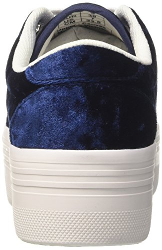 Campbell Velvet Low Blau Navy White Damen Sole Jcpzomgvelvet top Jeffrey vUSqwU