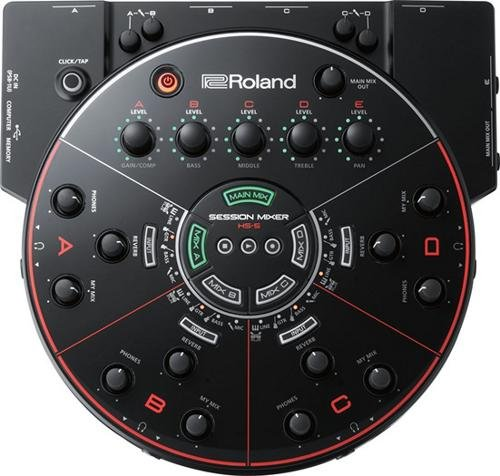 Roland Digital Multitrack Recorder (HS-5) (Roland Jam)
