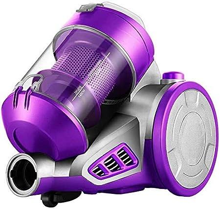 Lj Hogar Aspirador/aspiradora portátil, de Alta Potencia de 1400 W/succión Ajustable, Doble Escape de diseño, Lavable/n consumibles, Adecuado for el Cabello de la Alfombra Sofá/Limpieza del Anima: Amazon.es: Hogar