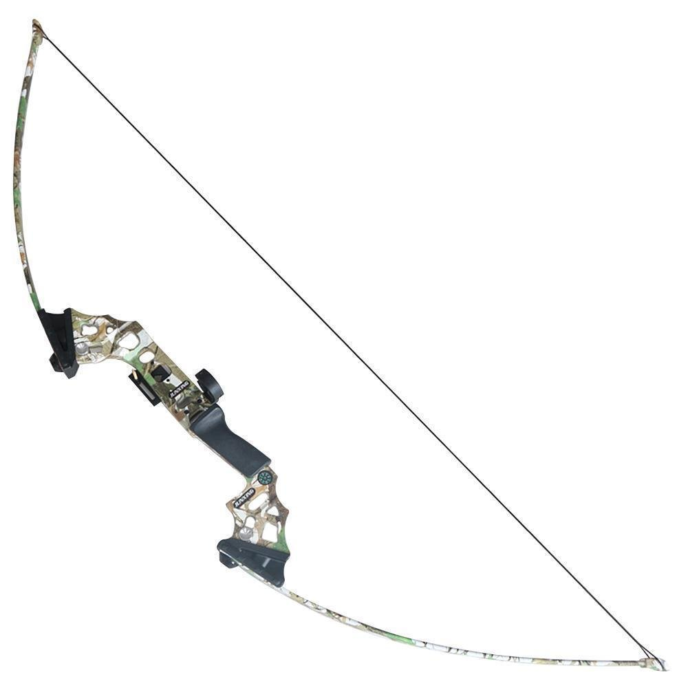Obert Archery Takedown Bow Longbow 40lbs Fishing Recurve bow Hunting Arrows Shooting Fish by Obert (Image #5)