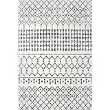nuLOOM Zola Geometric Moroccan Area Rug, 4' x