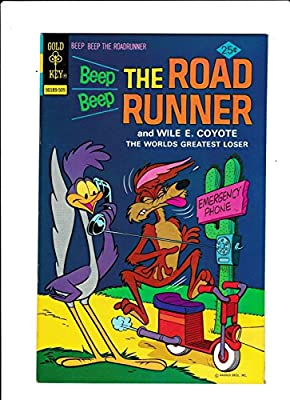 Beep Beep The Road Runner No.531975 Scooter Cover :