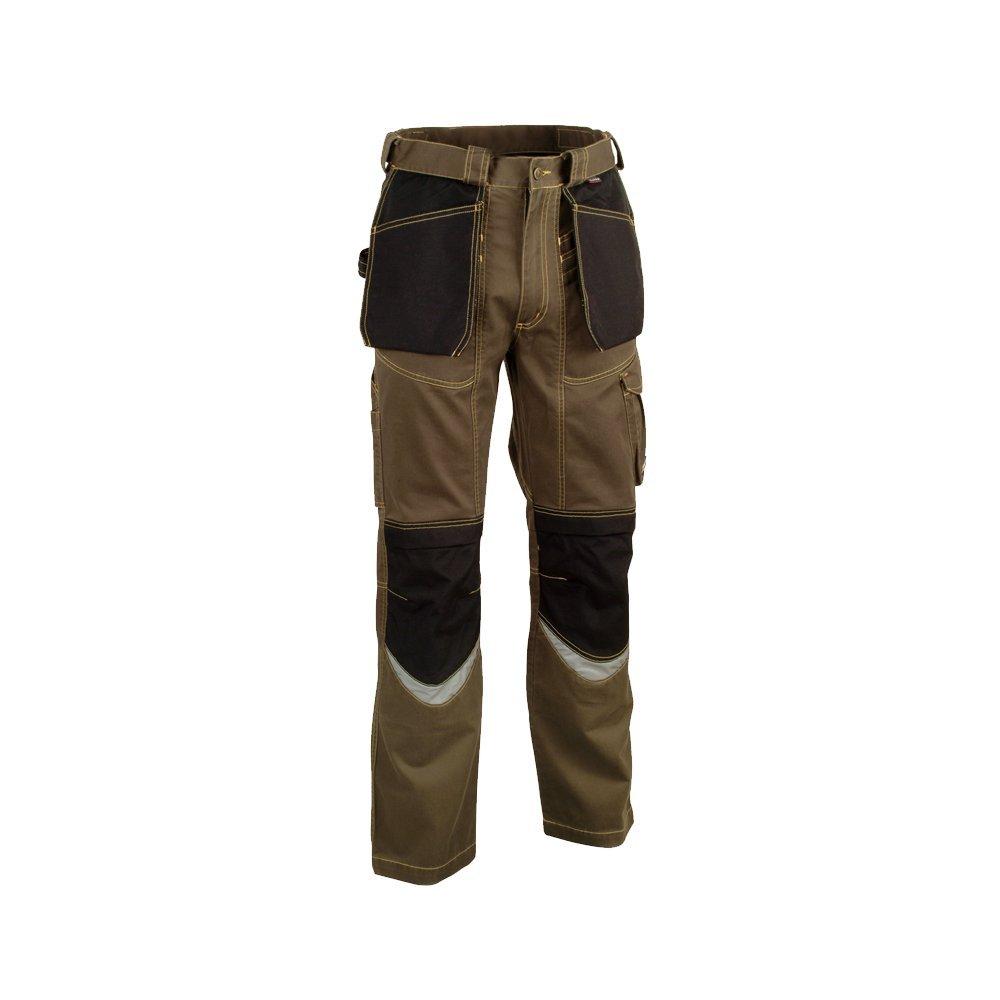 Abbigliamento tecnico e protettivo confezione da 2 paia 2RBTRS29R Pantaloni elasticizzati da lavoro da donna